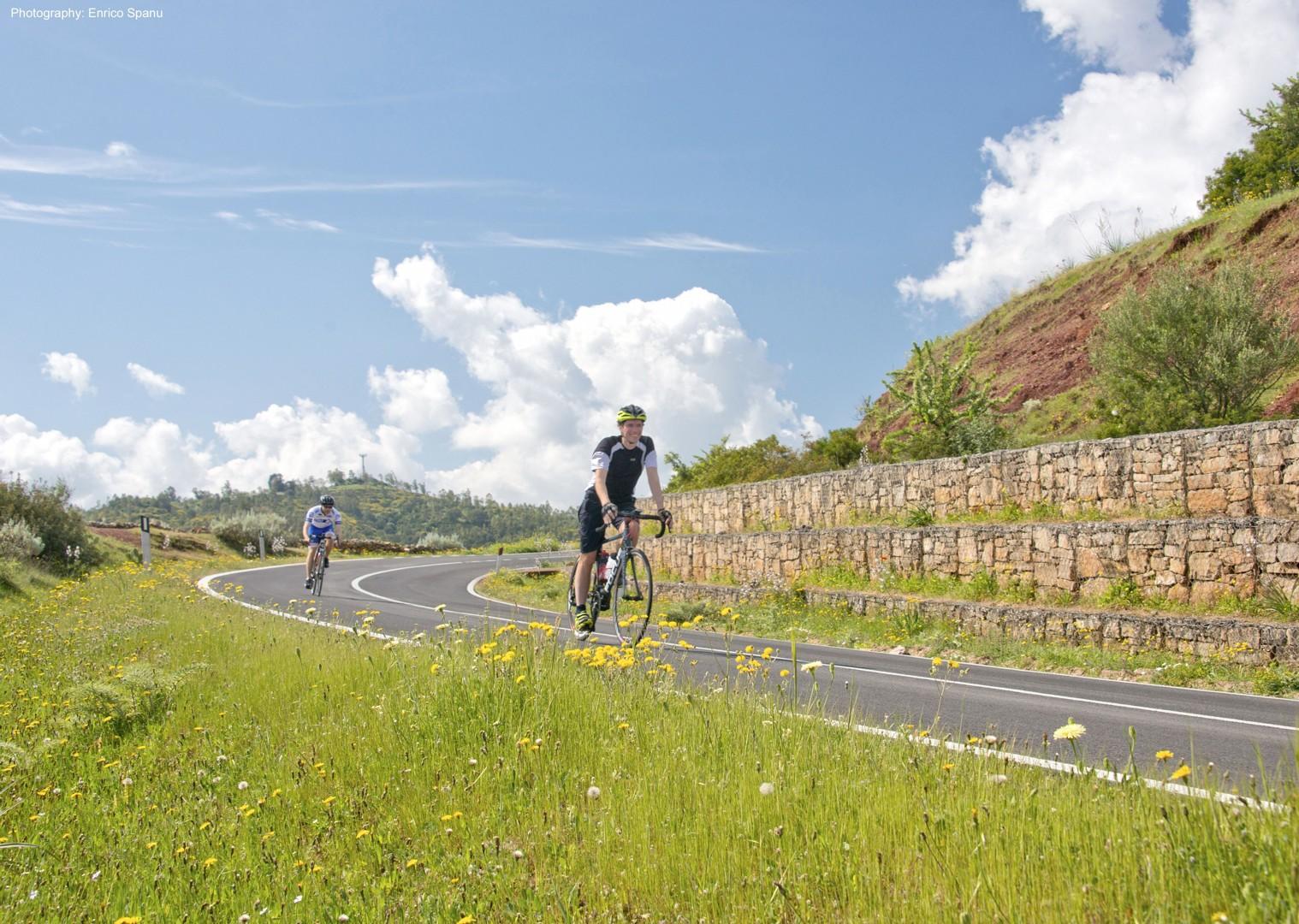 sardiniac2croad3.jpg - Italy - Sardinia - Coast to Coast - Self-Guided Road Cycling Holiday - Road Cycling