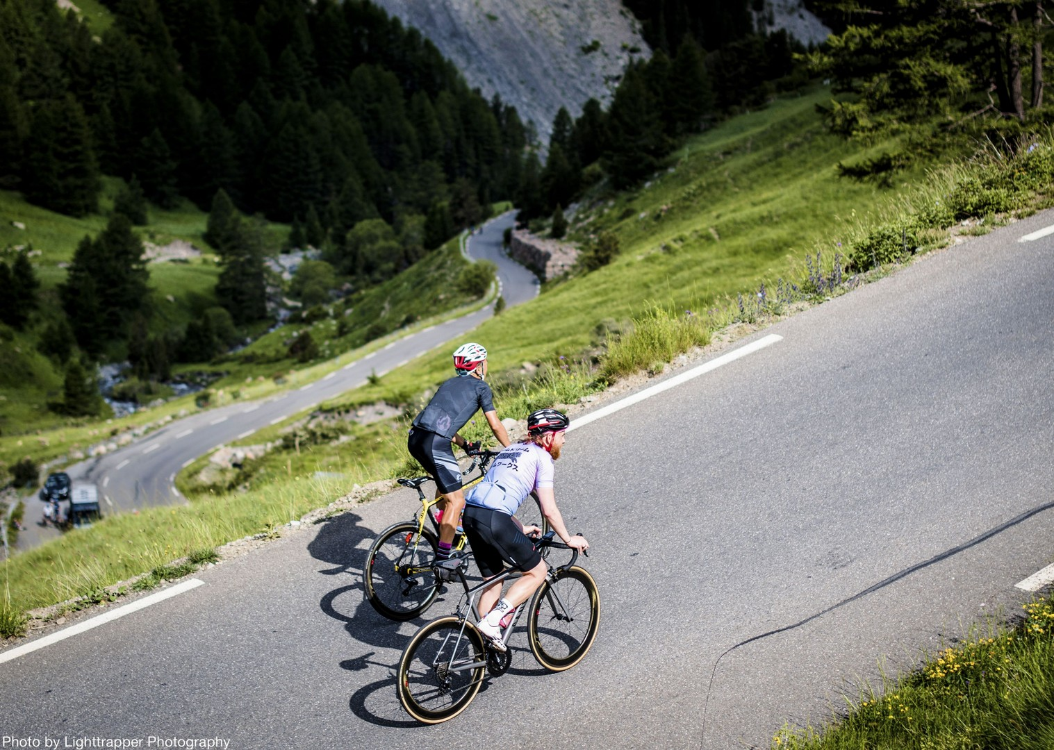 high-ascent-climbs-france-raid-alpine-road-cycling-holiday.jpg - France - Raid Alpine - Guided Road Cycling Holiday - Road Cycling