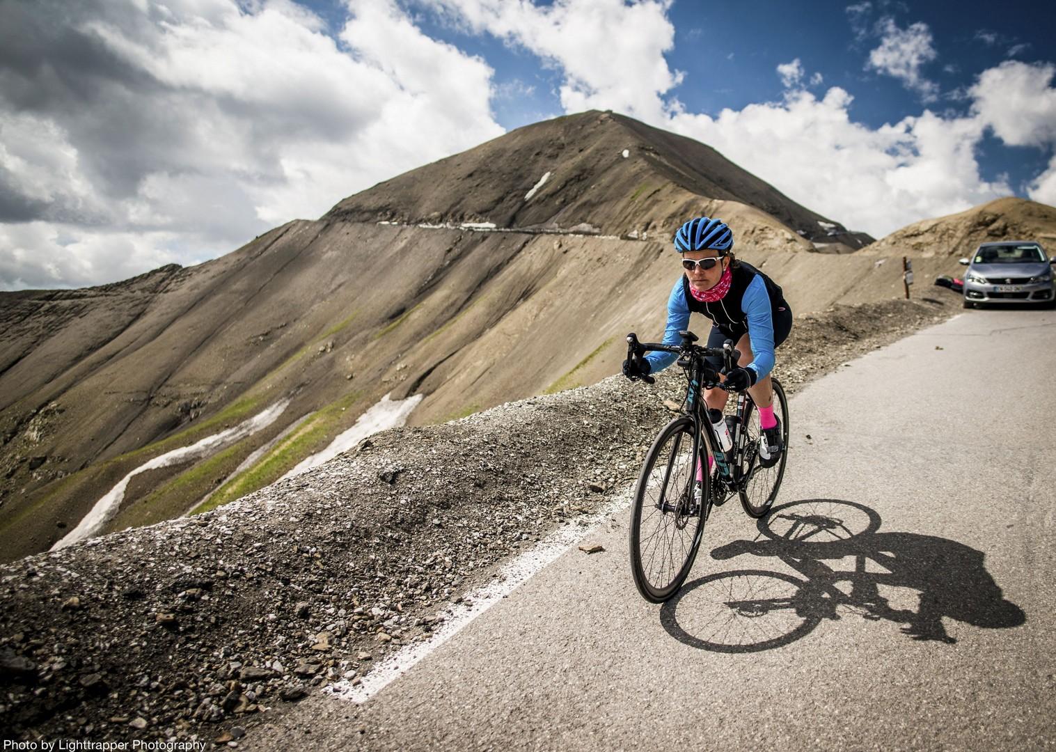 high-speed-descents-alps-france-raid-alpine-road-cycling-holiday.jpg - France - Raid Alpine - Guided Road Cycling Holiday - Road Cycling