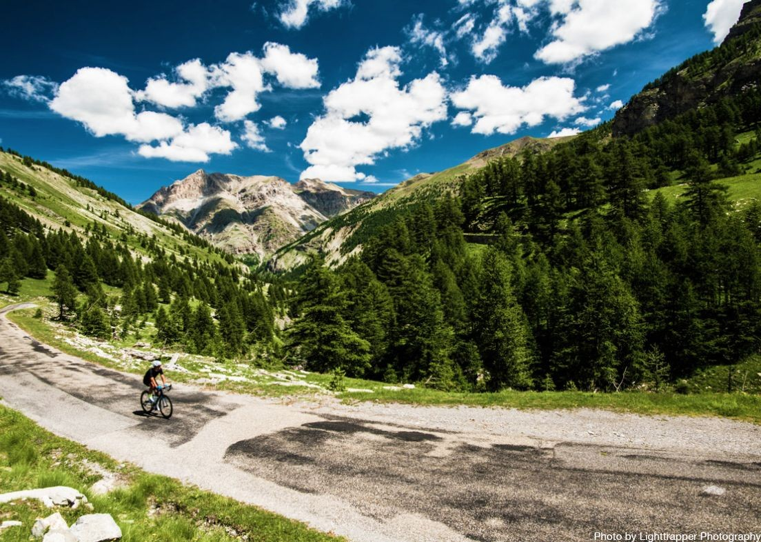 isolated-quiet-france-raid-alpine-road-cycling-holiday.jpg - France - Raid Alpine - Guided Road Cycling Holiday - Road Cycling