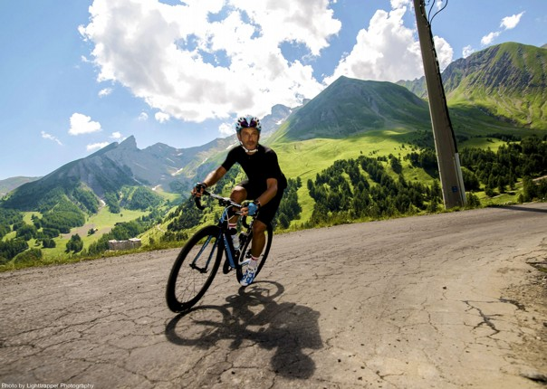France - Raid Alpine - Guided Road Cycling Holiday Image