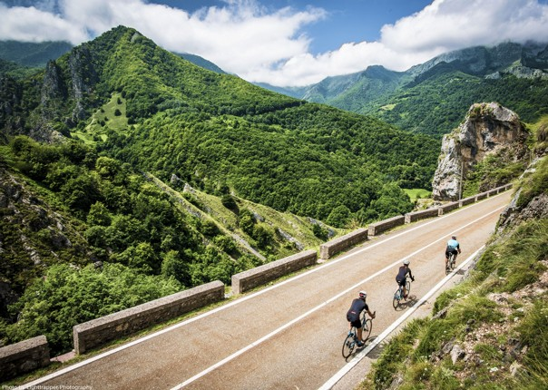 Northern Spain  - Vuelta Classics - Guided Road Cycling Holiday Image