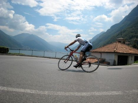 Italy - Lakes of Lombardia - Guided Road Cycling Holiday - Road Cycling