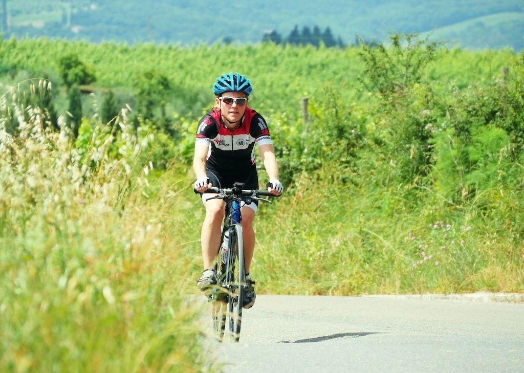road-cycling-italy-tuscany.jpg - Italy - Tuscany Tourer - Guided Road Cycling Holiday - Road Cycling