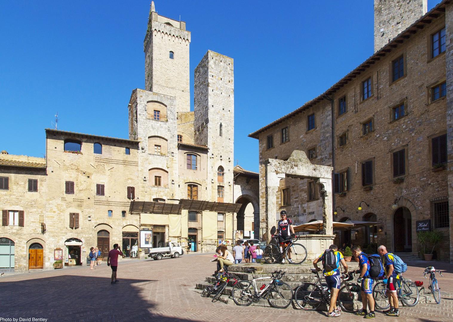 tuscany-road-cycling.jpg - Italy - Tuscany Tourer - Guided Road Cycling Holiday - Road Cycling