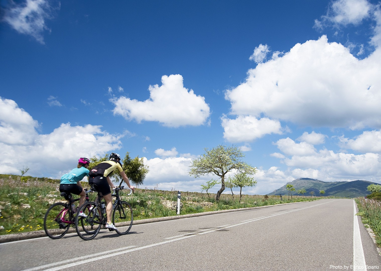 Road-Cycling-Holiday-Italy-Sardinia-Sardinian-Mountains-Flumendosa-Valley.jpg - Italy - Sardinia - Mountain Explorer - Guided Road Cycling Holiday - Road Cycling
