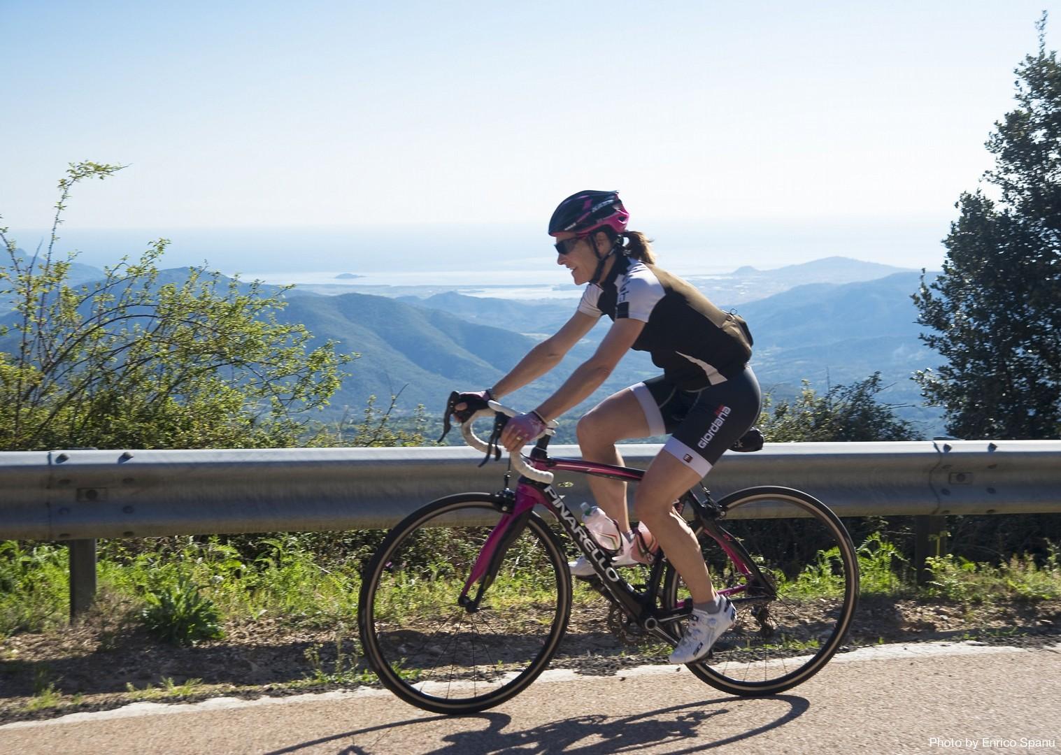 Guided-Road-Cycling-Holiday-Sardinia-Sardinian-Mountains-Monte-Corrasi.jpg - Italy - Sardinia - Sardinian Mountains - Guided Road Cycling Holiday - Road Cycling