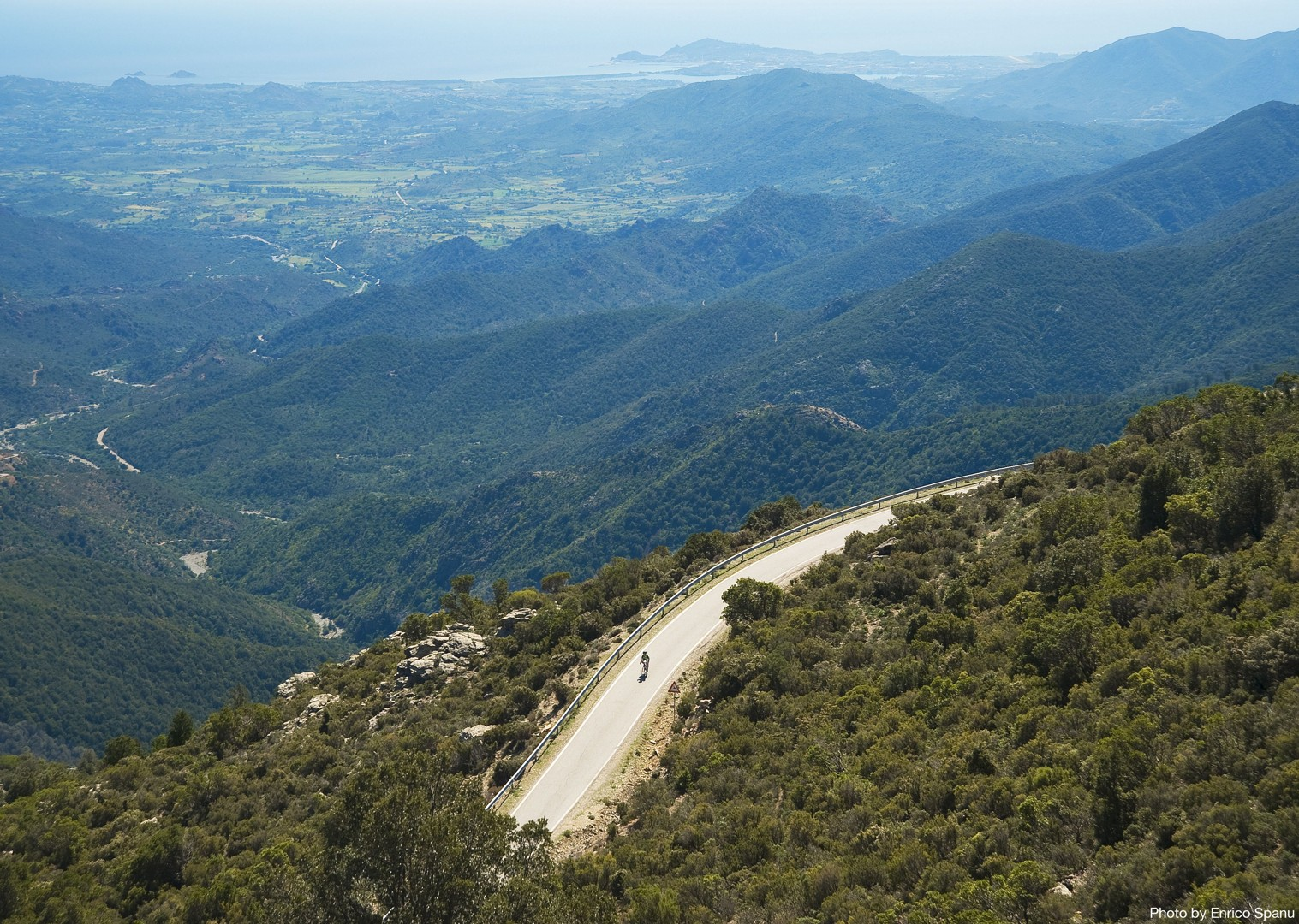 Road-Cycling-Holiday-Italy-Sardinia-Sardinian-Mountains-Mountain-roads.jpg - Italy - Sardinia - Mountain Explorer - Guided Road Cycling Holiday - Road Cycling