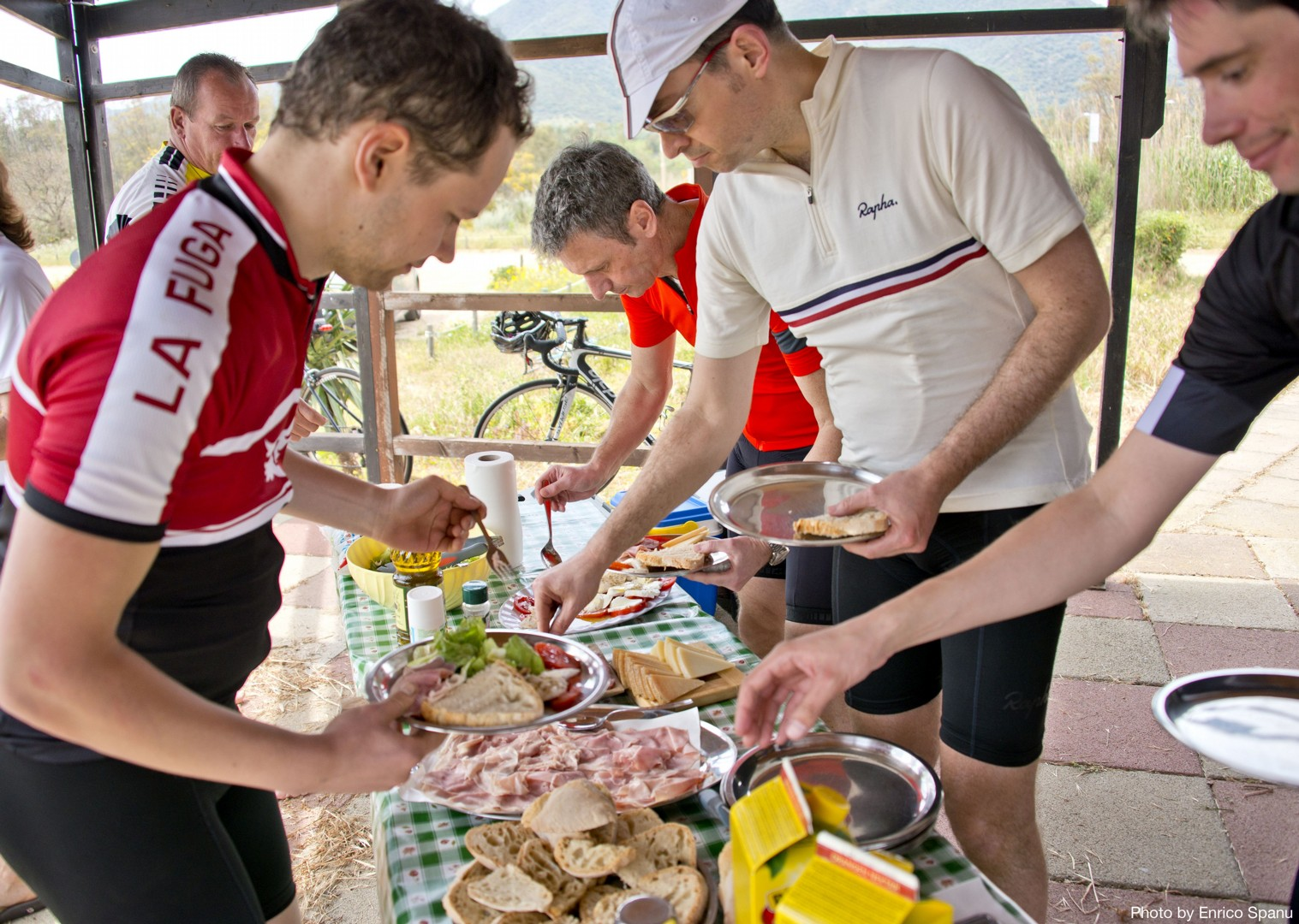 Guided-Road-Cycling-Holiday-Sardinia-Sardinian-Mountains-Flumendosa-Valley.jpg - Italy - Sardinia - Mountain Explorer - Guided Road Cycling Holiday - Road Cycling