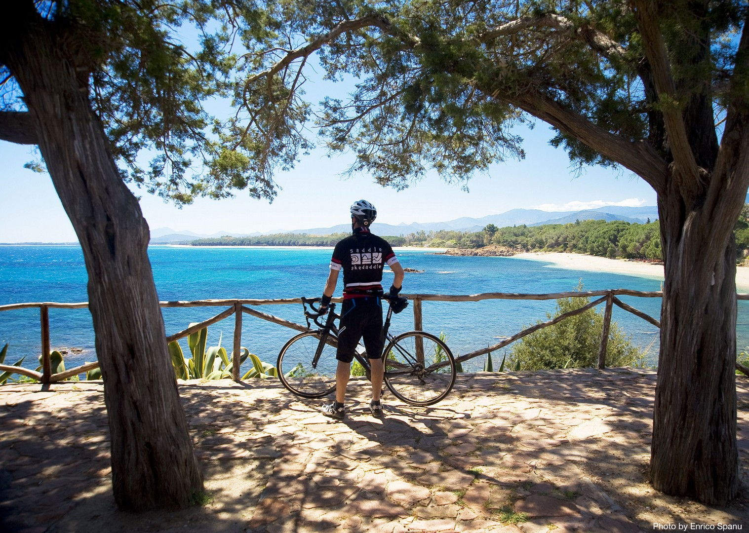 Guided-Road-Cycling-Holiday-Sardinia-Sardinian-Mountains-Forests-and-beautiful-countryside.jpg - Italy - Sardinia - Sardinian Mountains - Guided Road Cycling Holiday - Road Cycling