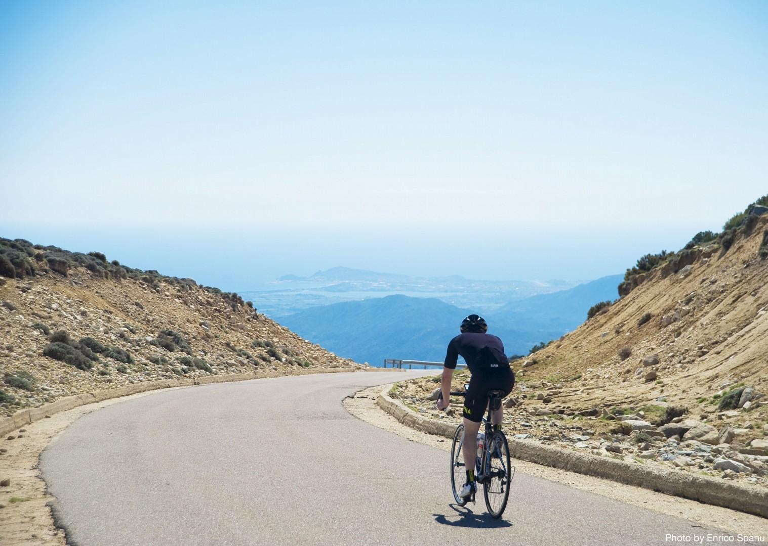 Guided-Road-Cycling-Holiday-Sardinia-Sardinian-Mountains-Tacchi-dOgliastra.jpg - Italy - Sardinia - Sardinian Mountains - Guided Road Cycling Holiday - Road Cycling