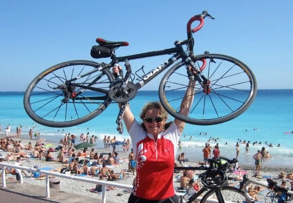 francemalotonice34.jpg - France - St Malo to Nice - Road Cycling