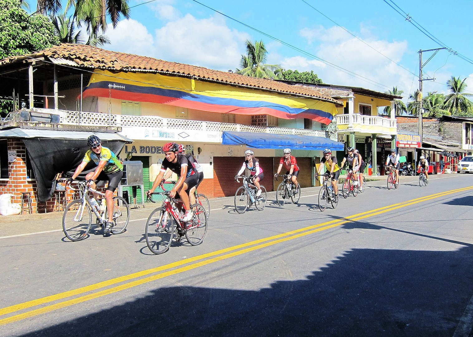 colombia-road-cycling-holiday-skedaddle.jpg - Colombia - Emerald Mountains - Road Cycling