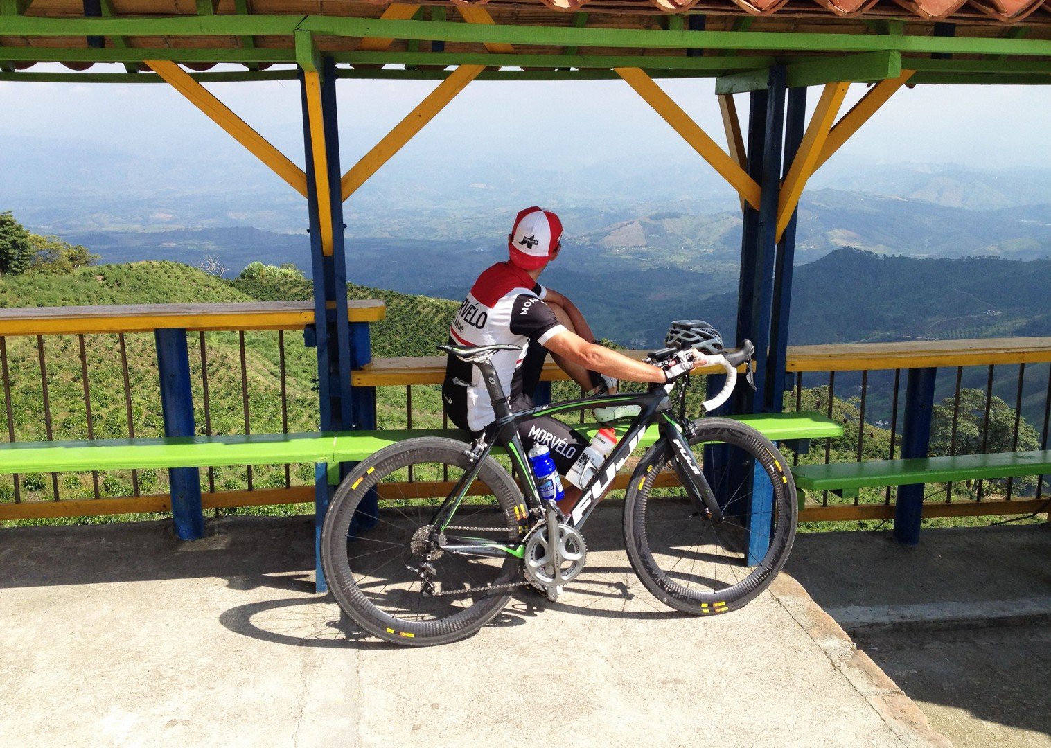 road-cycling-holiday-in-clombia-with-skedaddle-andean-mountains.JPG - Colombia - Emerald Mountains - Road Cycling