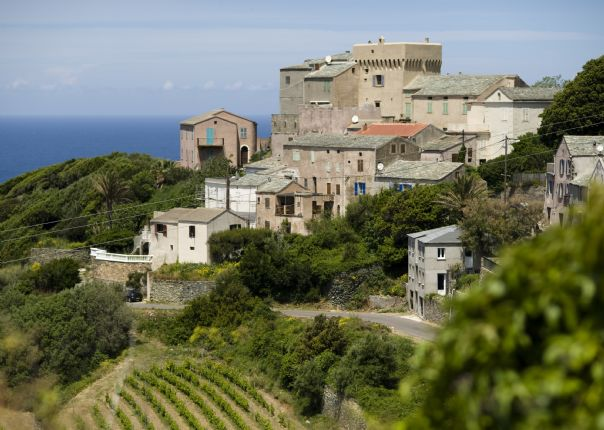 guided-road-cycling-holiday-in-france-corsica-old-city-views.jpg - France - Corsica - Southern Secrets - Road Cycling
