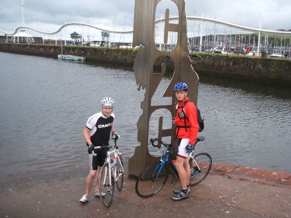 DSCF1158.JPG - UK - C2C - Coast to Coast 2 Days Cycling - Penrith Arrival - Self-Guided Road Cycling Holiday - Road Cycling