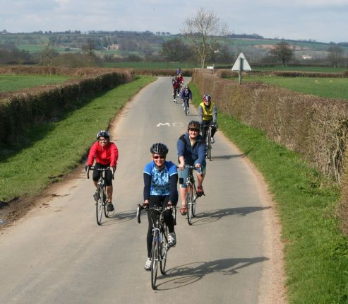 UK - Chilterns - Guided Road Cycling Weekend Image