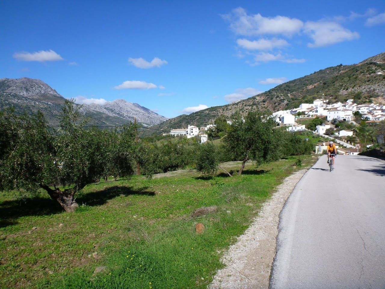 spain road to ronda road cycling holiday 3.jpg - Southern Spain - Roads of Ronda - Self-Guided Road Cycling Holiday - Road Cycling