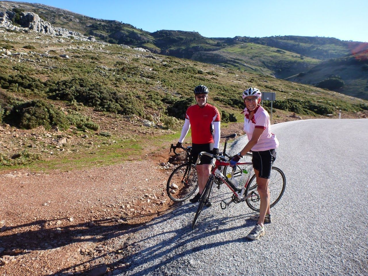 spain road to ronda road cycling holiday 6.jpg - Southern Spain - Roads of Ronda - Self-Guided Road Cycling Holiday - Road Cycling
