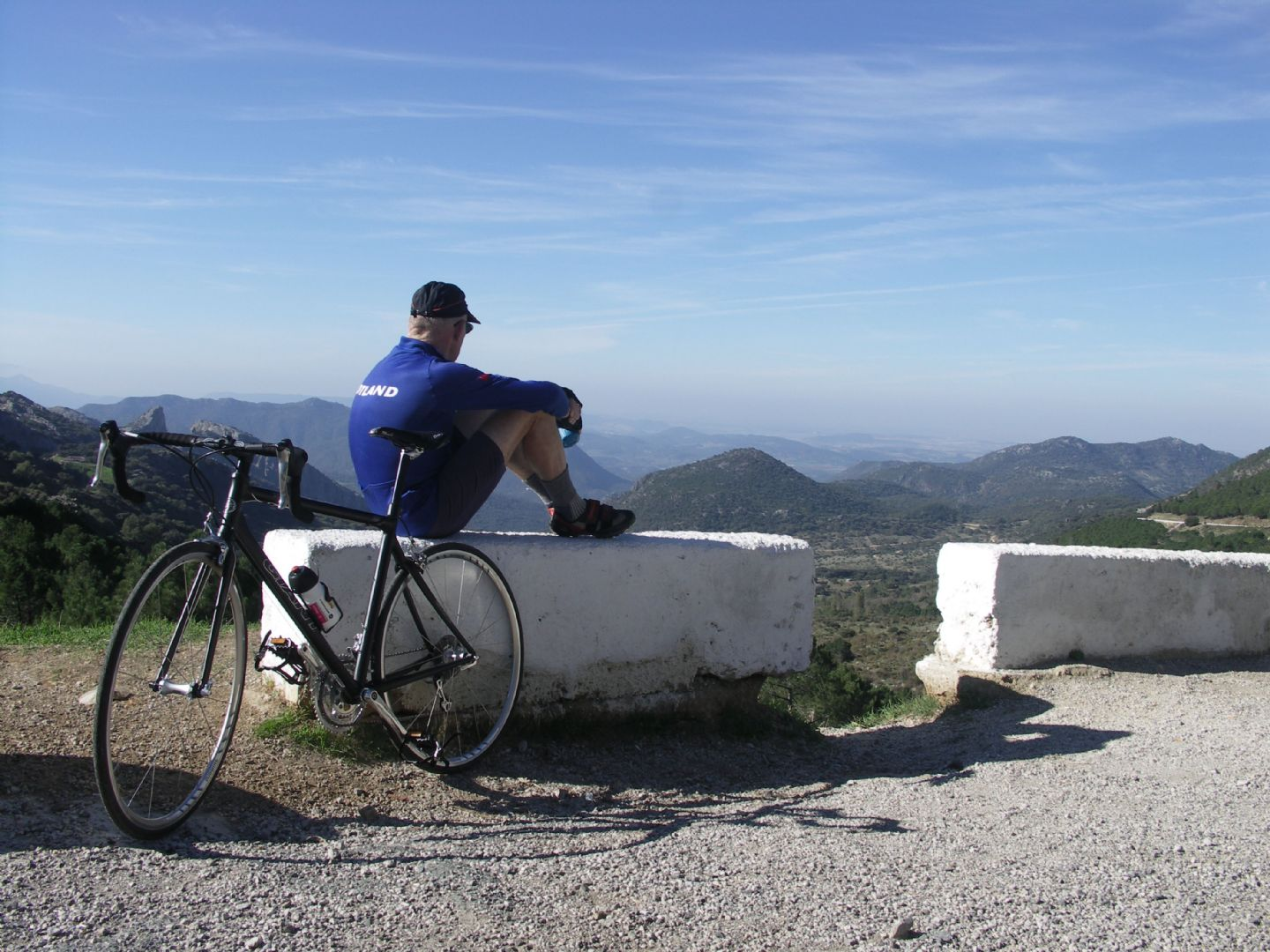 spainroad.jpg - Southern Spain - Roads of Ronda - Self-Guided Road Cycling Holiday - Road Cycling