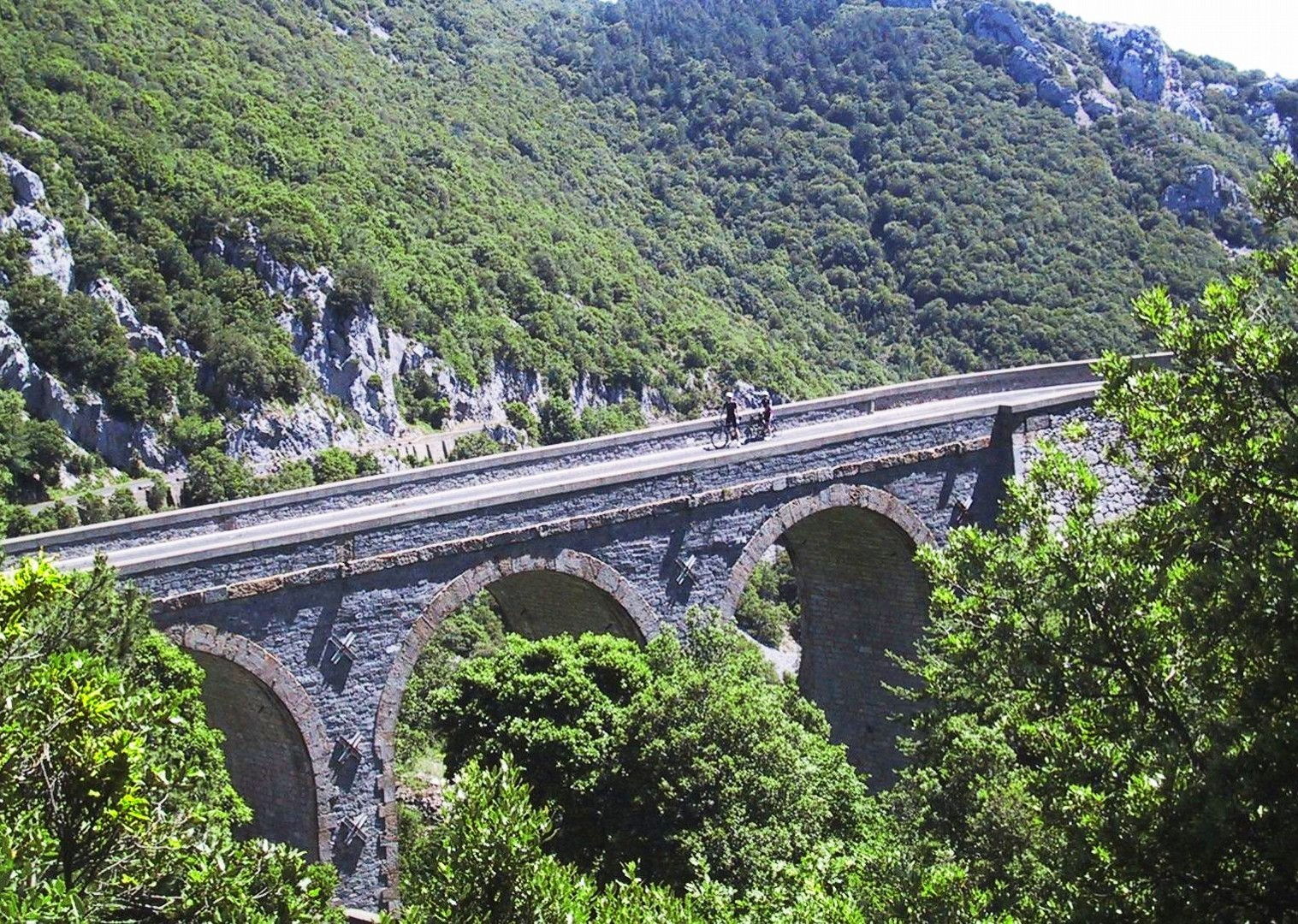 france-pyrenees-group-cycling-holiday.jpg - France - Pyrenees Fitness Week - Guided Road Cycling Holiday (Grade 3-4) - Road Cycling