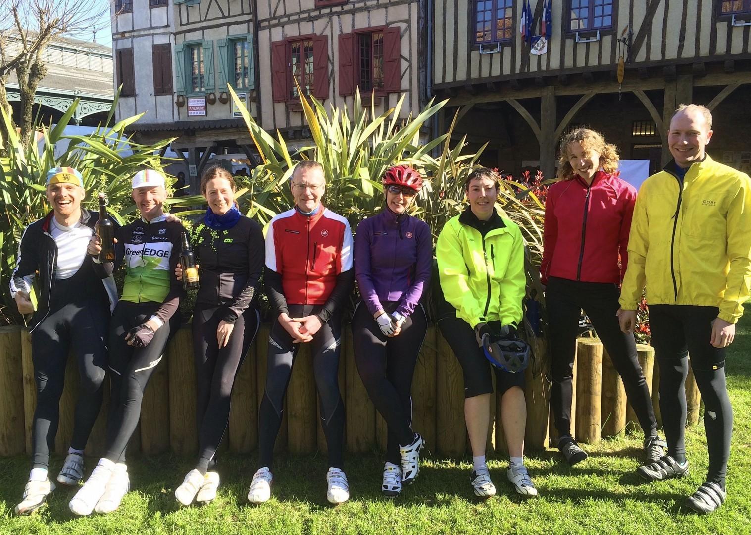 group-road-cycling-holiday-france-pyrenees-fitness-week.jpg - France - Pyrenees Fitness Week - Guided Road Cycling Holiday (Grade 3-4) - Road Cycling