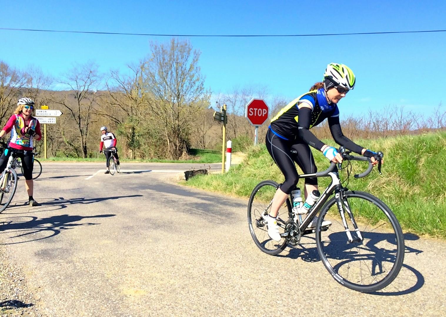 group-guided-road-cycling-holiday-france.jpg - France - Pyrenees Fitness Week - Guided Road Cycling Holiday (Grade 3-4) - Road Cycling