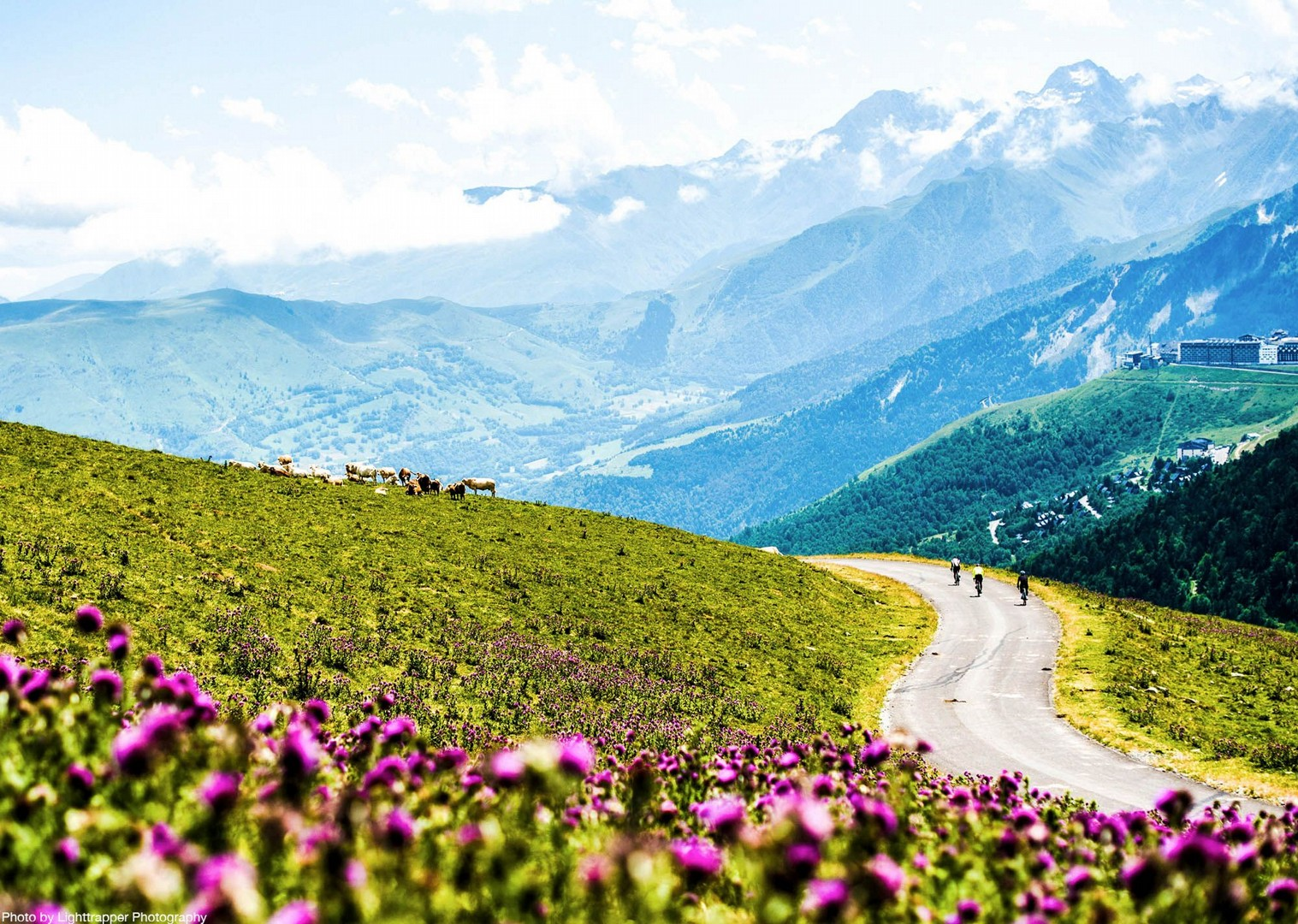 stunning-scenery-pyrenees-guided-cycling-in-france.jpg - France - Pyrenees Fitness Week (Grade 3-4) - Guided Road Cycling Holiday - Road Cycling