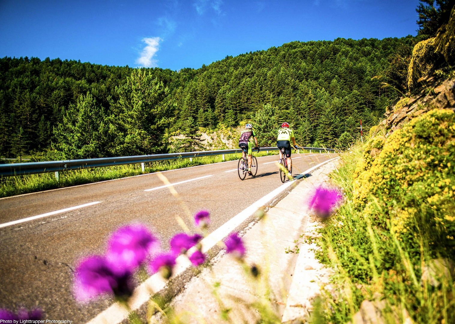 day5_021-2.jpg - France - Pyrenees Fitness Week - Guided Road Cycling Holiday (Grade 3-4) - Road Cycling