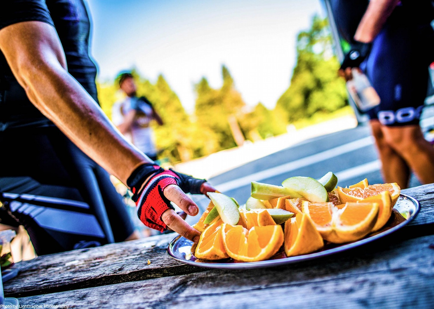 cycling-food-bike-road-guided-saddle-skedaddle-pyrenees.jpg - France - Pyrenees Fitness Week (Grade 3-4) - Guided Road Cycling Holiday - Road Cycling