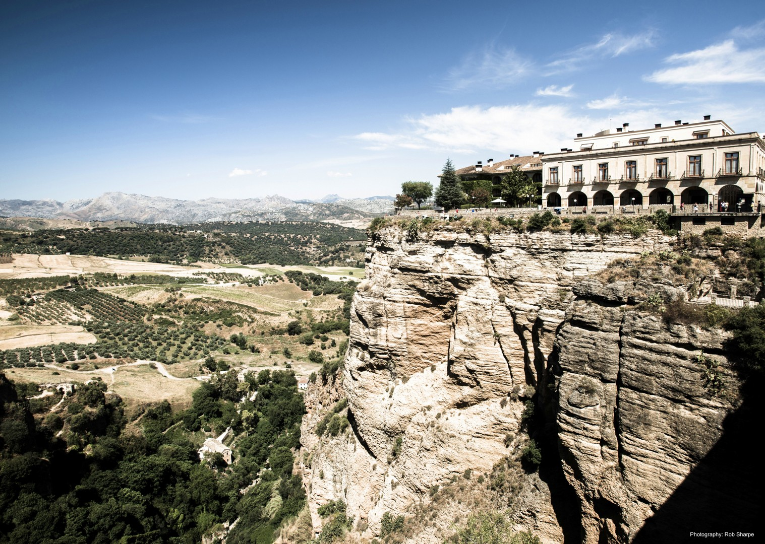 ronda-spain-self-guided-road-cycling-holiday-los-pueblos-blancos-andalucia.jpg - Southern Spain - Andalucia - Los Pueblos Blancos - Self-Guided Road Cycling Holiday - Road Cycling