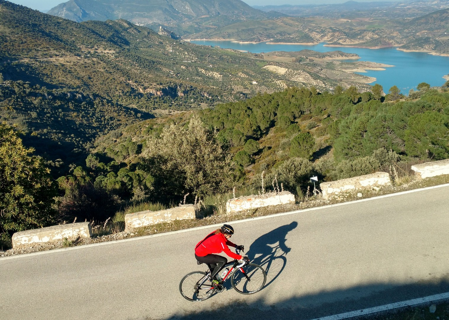 puerto-de-las-palomas-road-cycling-holiday-in-andalucia-spain.jpg - Southern Spain - Andalucia - Los Pueblos Blancos - Self-Guided Road Cycling Holiday - Road Cycling