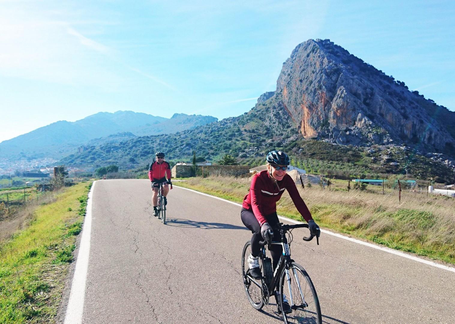 Serrania-de-Ronda-road-cycling-holiday-in-spain.jpg - Southern Spain - Andalucia - Los Pueblos Blancos - Self-Guided Road Cycling Holiday - Road Cycling