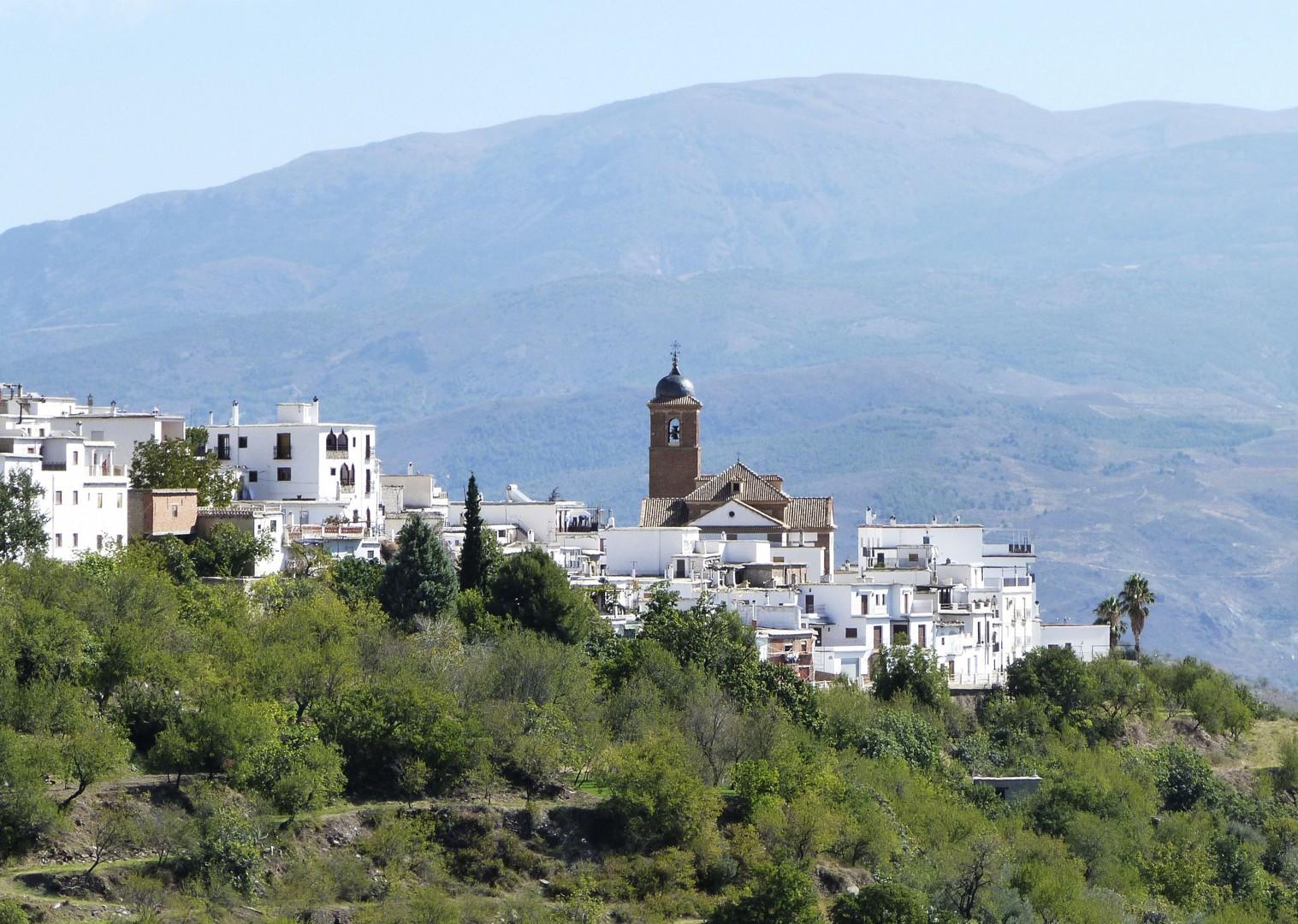 Grazalema-self-guided-road-cycling-holiday-los-pueblos-blancos-andalucia-spain.jpg - Southern Spain - Andalucia - Los Pueblos Blancos - Self-Guided Road Cycling Holiday - Road Cycling