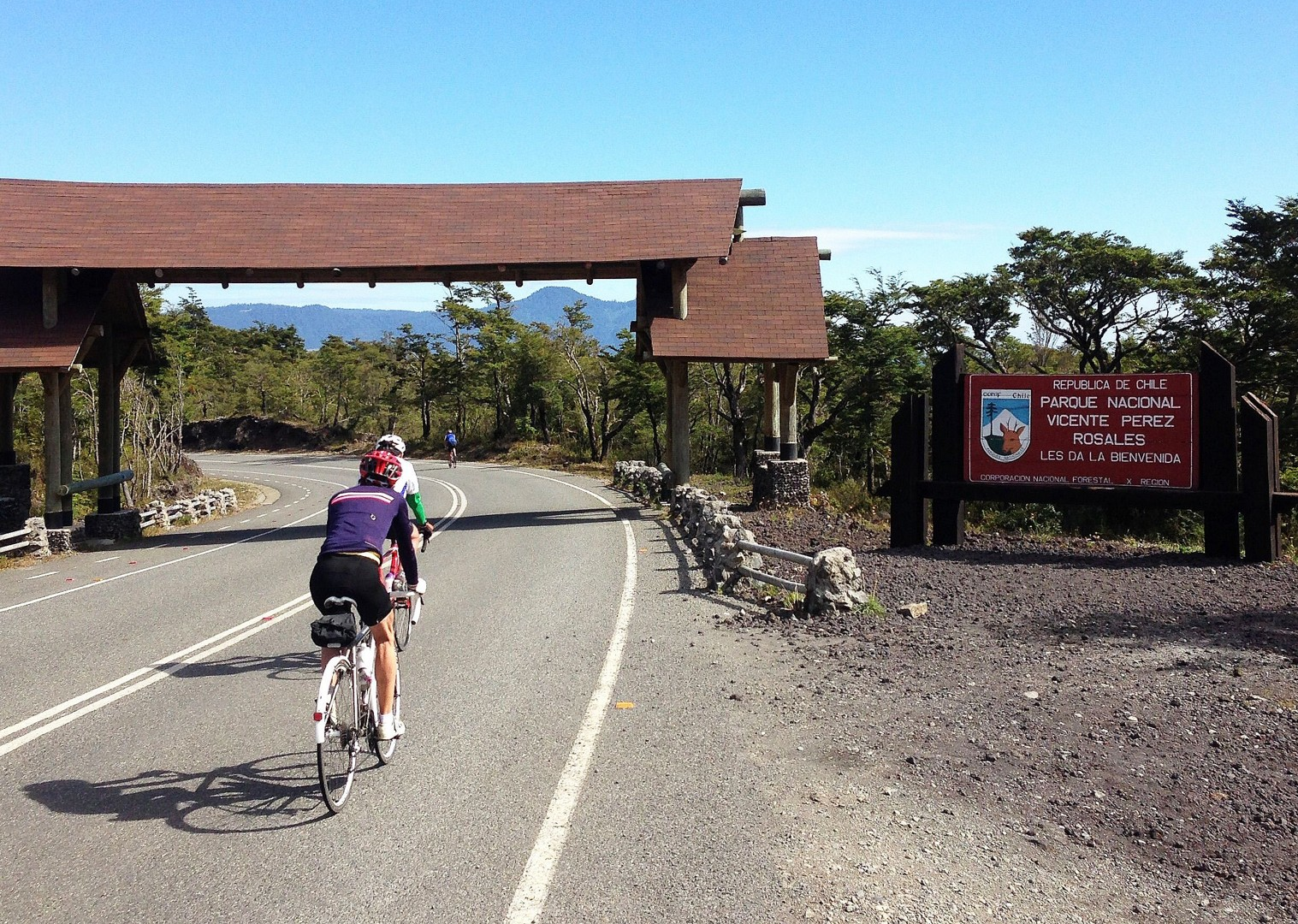 lake-district-explorer-chile-and-argentina-guided-road-cycling-holiday-las-raices-tunnel.jpg - Chile and Argentina - Lake District Road Explorer - Road Cycling