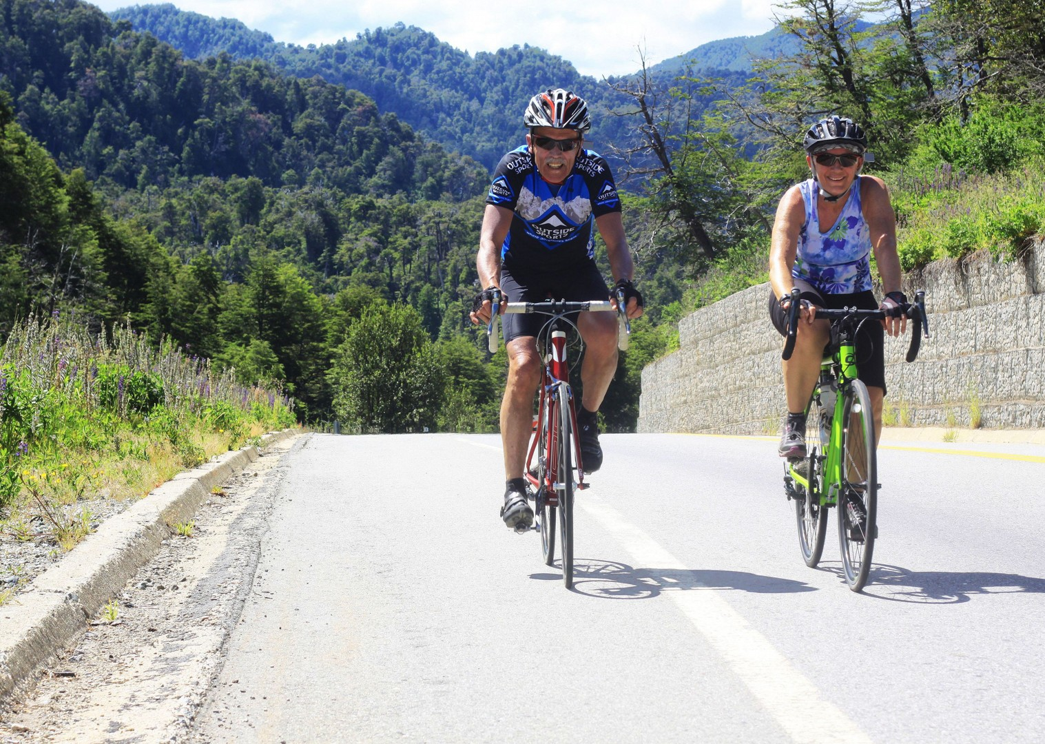 guided-road-cycling-holiday-lake-district-explorer-chile-and-argentina-volcan-osorno.jpg - Chile and Argentina - Lake District Road Explorer - Road Cycling