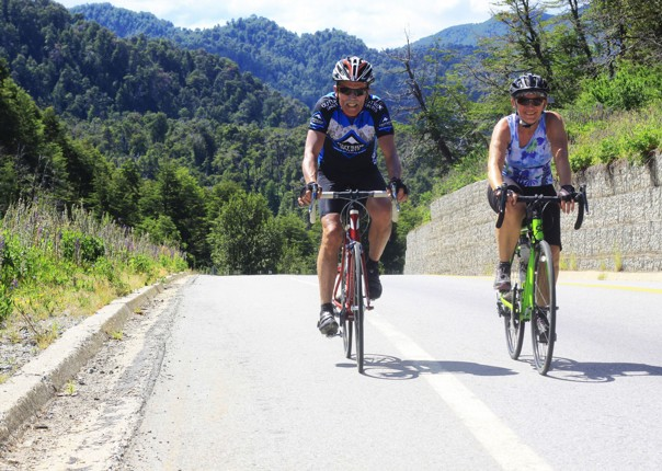 guided-road-cycling-holiday-lake-district-explorer-chile-and-argentina-volcan-osorno.jpg - Chile and Argentina - Lake District Road Explorer - Guided Road Cycling Holiday - Road Cycling
