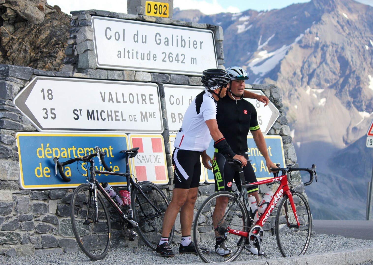 col-du-galibier-french-alps-france-road-cycling-adventure.jpg - France - Alps - Mont Ventoux to Alpe d'Huez - Guided Road Cycling Holiday - Road Cycling