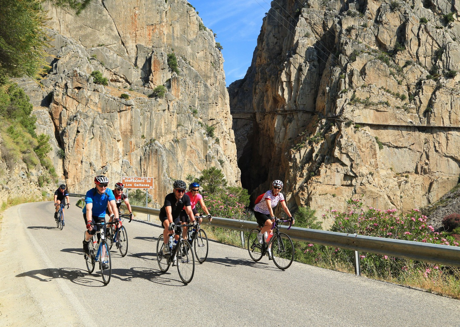road-cycling-adventure-through-basque-country.jpg - Spain - Del Norte al Sur - Basque Country to Andalucia - Guided Road Cycling Holiday - Road Cycling