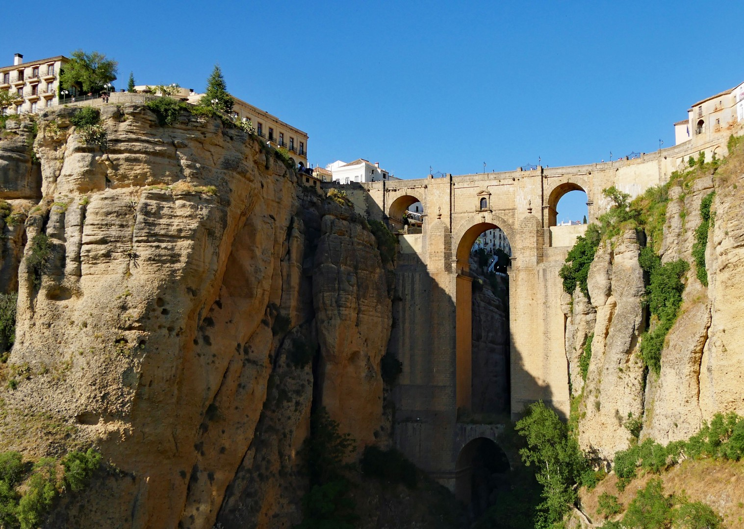 road-cycling-holiday-ronda-spain.jpg - Spain - Del Norte al Sur - Basque Country to Andalucia - Guided Road Cycling Holiday - Road Cycling