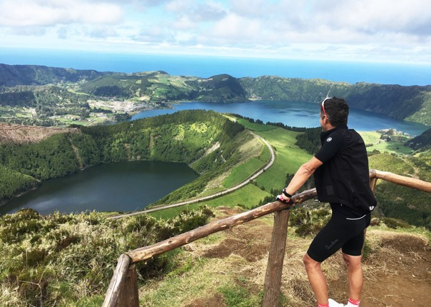 The Azores - Lakes and Volcanoes - Self-Guided Road Cycling Holiday Image