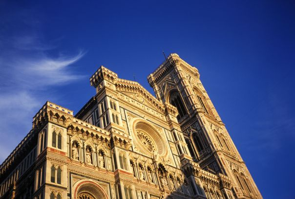 Duomo at sunset.jpg - Italy - Grand Traverse - North to South - Road Cycling