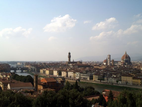 Florence.jpg - Italy - Grand Traverse - North to South - Road Cycling