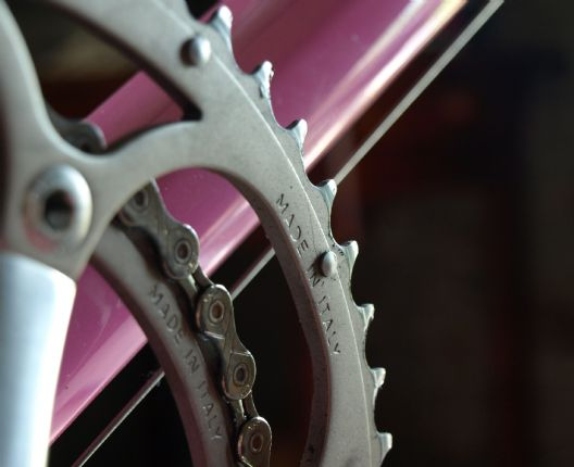 Chain rings.jpg - Italy - Grand Traverse - North to South - Road Cycling