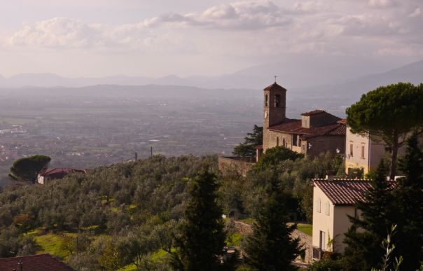 Tigliano.jpg - Italy - Grand Traverse - North to South (17 days) - Guided Road Cycling Holiday - Road Cycling