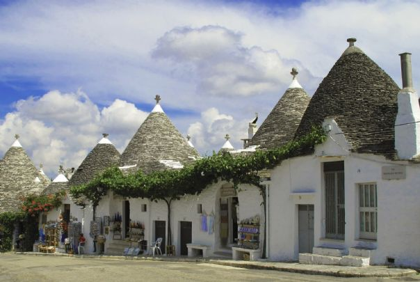 Alberobello.jpg - Italy - Grand Traverse - North to South (17 days) - Guided Road Cycling Holiday - Road Cycling