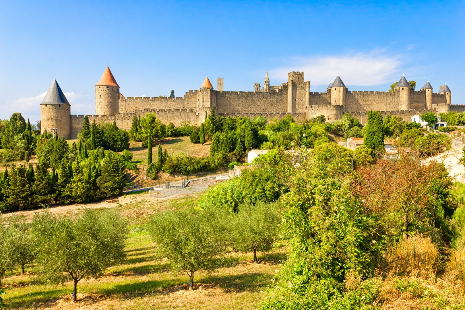 shutterstock_150691061.jpg - France - Ardeche to Carcassonne - Guided Road Cycling Holiday - Road Cycling
