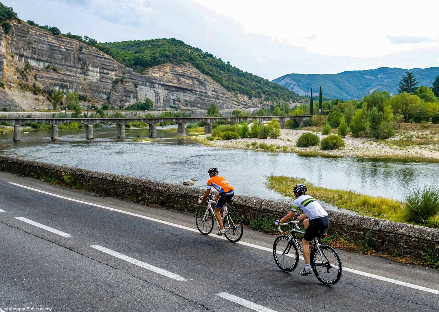 france-guided-road-cycling-ardeche-to-carcassonne-holiday-for-cyclists.jpg - France - Ardeche to Carcassonne - Guided Road Cycling Holiday - Road Cycling