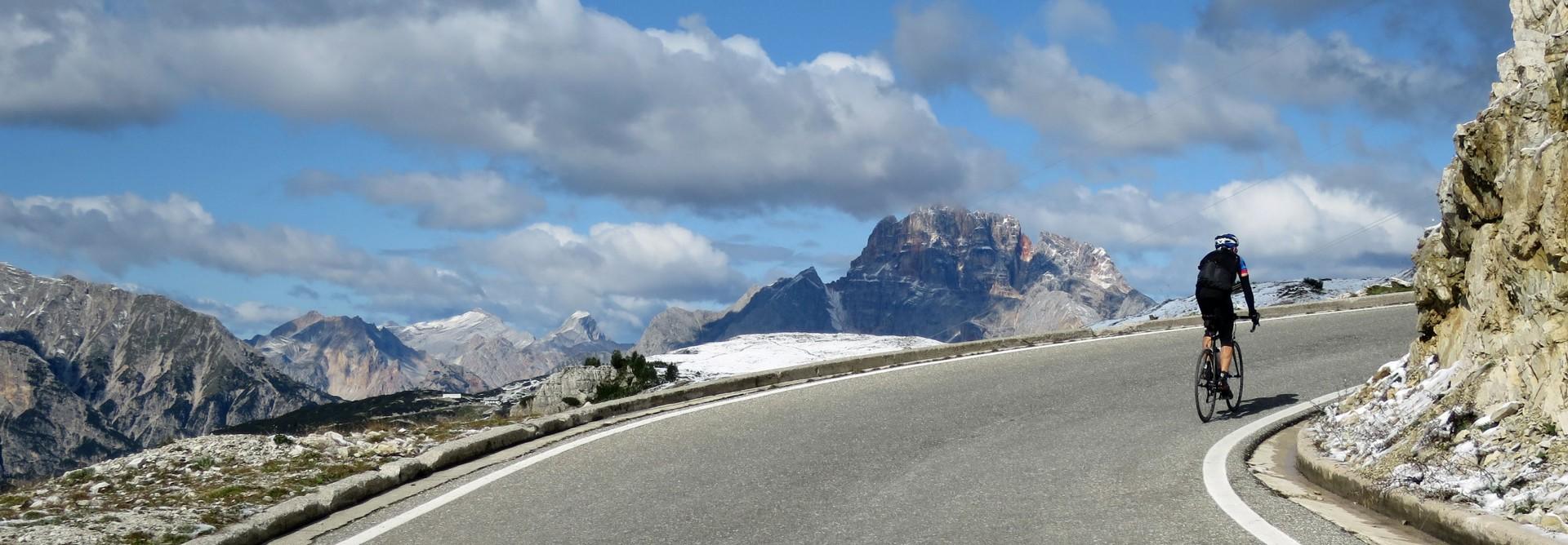 Raid Dolomiti.jpg - Italy - Raid Dolomiti - Guided Road Cycling Holiday - Road Cycling