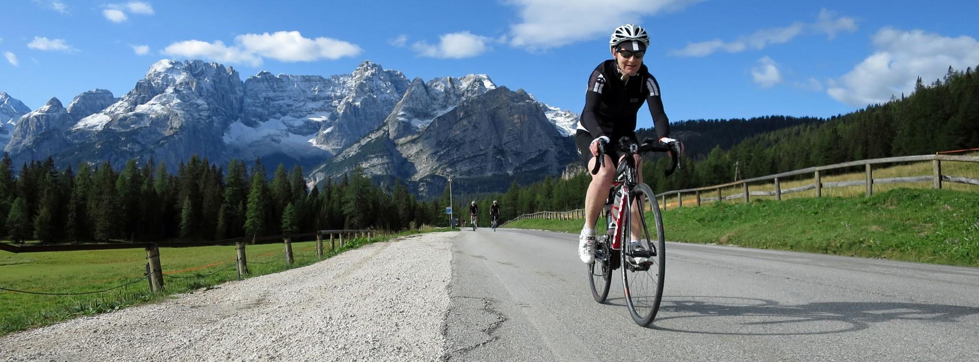 Raid Dolomiti3.jpg - Italy - Raid Dolomiti - Guided Road Cycling Holiday - Road Cycling
